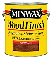 Minwax 71083 1-Gallon Red Oak Oil Based Interior Stain by Minwax