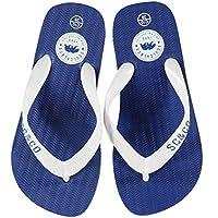 SoulCal Maui Flip Flops Childs Boys Blue Thongs Sandals Beach Shoes