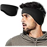 Adjustable Headband Warm Ear Muffs: Super Soft Winter Earmuffs