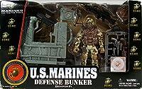U.S. Marines Defense Bunker [並行輸入品]