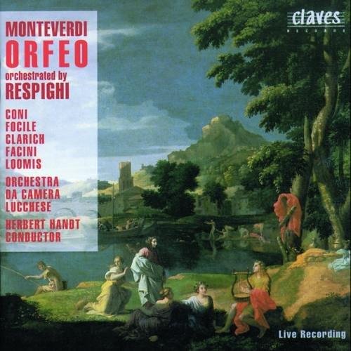 Monteverdi Arr.Respighi;Orf