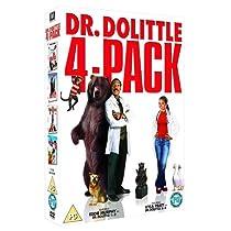 Dr Dolittle Quad Pack [DVD] by Eddie Murphy