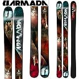15-16 アルマダ スキー板 ARMADA 2016 INVICTUS95Ti インビクタス95Ti (板のみ) パウダー バックカントリー オールマウンテン ロッカースキー[pd滑_ski]