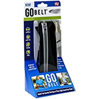 GO Belt – As Seen on TV – Extra Stretchy - 2 Expandable Pockets