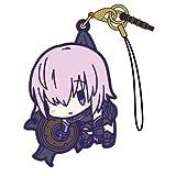 Fate/Grand Order シールダー/マシュ・キリエライトつままれストラップ