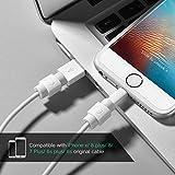 UGREEN 【改良版】充電ケーブルプロテクター 断線防止 10個入り ケーブル保護カバー iPhoneケーブル iPadケーブル等 純正Lightningケーブルに適応 18ヶ月保証