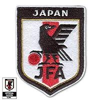 「サッカー日本代表オフィシャルライセンス商品」アイロン接着ワッペン サッカー日本代表ver.