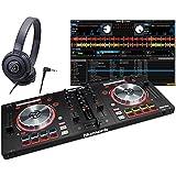 DJスタートセット MIXTRACKPRO3 + ATH-S100 (DJコントローラー + ヘッドホン) 初心者DJセット