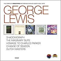 George Lewis-Complete Remastered Recordings