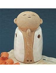 お地蔵様 香炉シリーズ 白 お地蔵様 香炉&ポプリ(小) [H10cm] HANDMADE プレゼント ギフト 和食器 かわいい インテリア