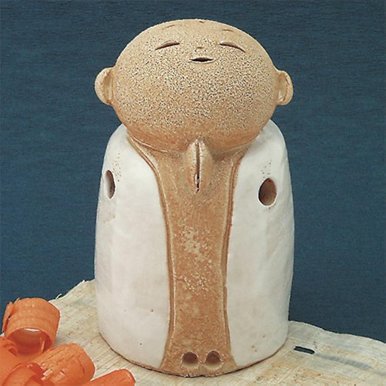 不潔不毛のコールドお地蔵様 香炉シリーズ 白 お地蔵様 香炉&ポプリ(小) [H10cm] HANDMADE プレゼント ギフト 和食器 かわいい インテリア