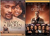 Not Easily Broken/The Gospel 2-pk Faith Bundle