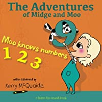 Moo Knows Numbers: A Learn to Count Book