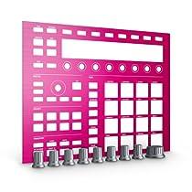 ネイティブインストゥルメンツ MASCHINEハードウェアカスタムキット (シャンパンピンク)Native Instruments MASCHINE MK2 Custom Kit MASCHINEMK2CKCP