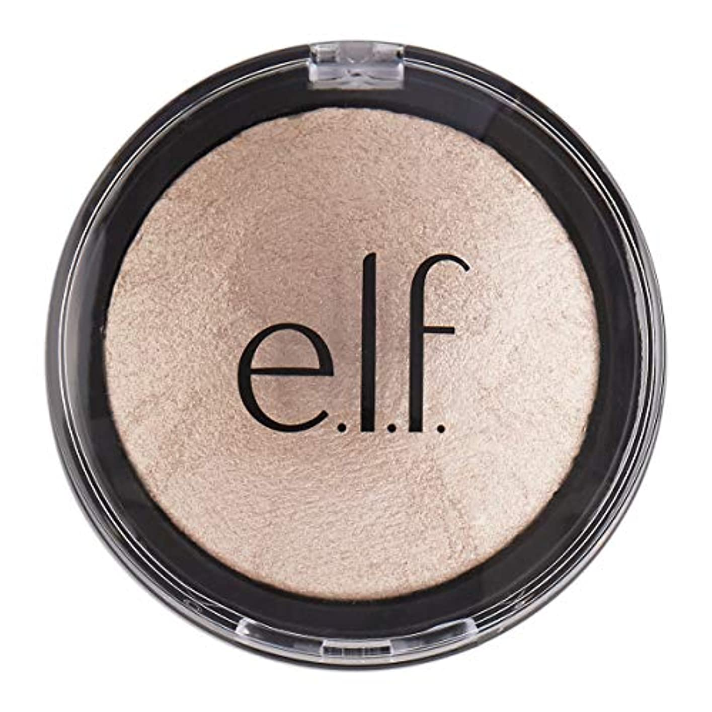 細胞粘液式e.l.f. Studio Baked Highlighter - Moonlight Pearls (並行輸入品)