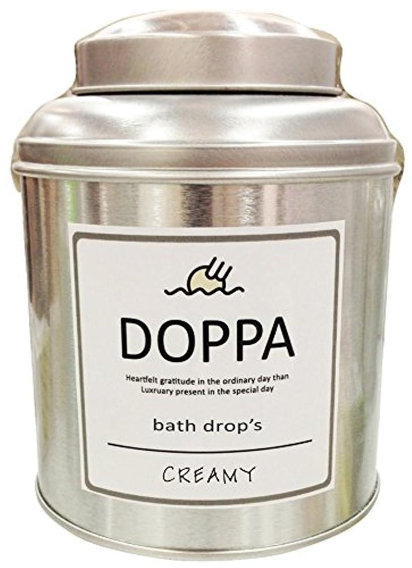 確率観察する抽選ノルコーポレーション バスフィズ DOPPA バスドロップス 180g クリーミーの香り OB-DPA-1-1