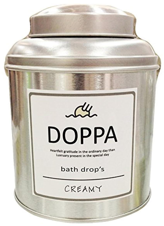 出くわすに関して鉄ノルコーポレーション バスフィズ DOPPA バスドロップス 180g クリーミーの香り OB-DPA-1-1