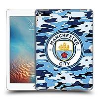 オフィシャルManchester City Man City FC ブルームーン カモフラージュ・バッジ ハードバックケース iPad Pro 9.7 (2016)