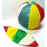 紙風船(紙フーセン?紙ふうせん) 約30cm 10枚