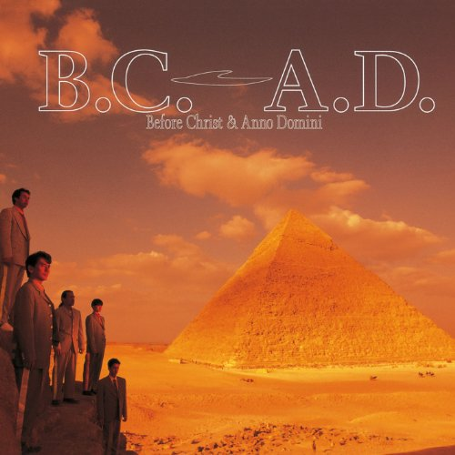 B.C. A.D. (Before Christ & Ann...
