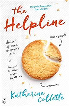 The Helpline by [Collette, Katherine]