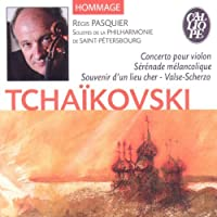 Ychaikovski: Concerto Pour Violon