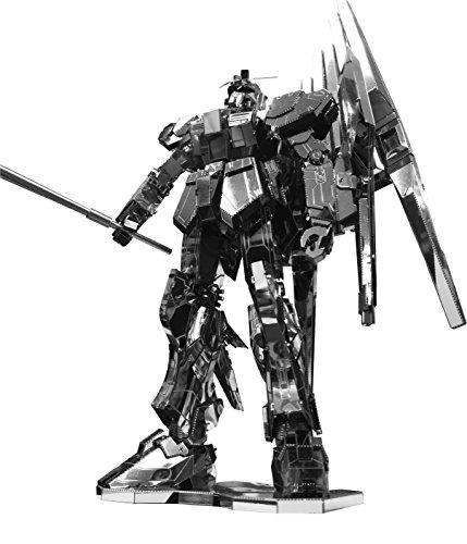 メタリックナノパズル プレミアムシリーズ 機動戦士ガンダム 逆襲のシャア RX-93 ニューガンダム