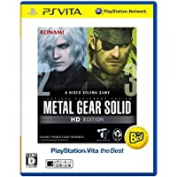 METAL GEAR SOLID HD EDITION PlayStation Vita the Best - PS V…