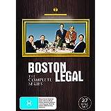 BOSTON LEGAL: SEAS 1- 5 BOXSET