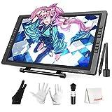 XP-Pen 液タブ 22インチ 液晶ペンタブレット 16個エクスプレスキー 8192レベル スタンド Artist22Epro