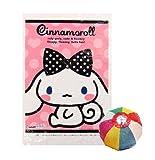 綿菓子袋 シナモロール【リボンマジック】(100入)  / お楽しみグッズ(紙風船)付きセット [おもちゃ&ホビー]
