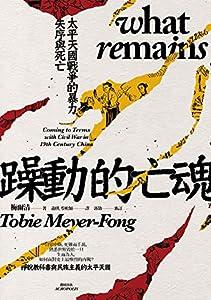 躁動的亡魂: 太平天國戰爭的暴力、失序與死亡 (Traditional Chinese Edition)
