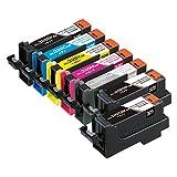 エコリカ キャノン(Canon)対応 リサイクル インクカートリッジ 6色マルチパック+ブラック BCI-326+325/6MP+325BK EC-C3266A+325BK (FFP・封筒パッケージ)