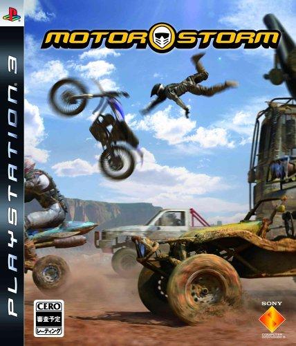 MotorStorm~モーターストーム~ - PS3の詳細を見る