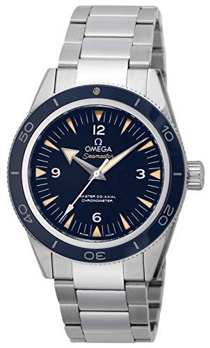 [オメガ]OMEGA 腕時計 シーマスター300M ブルー文字盤 コーアクシャル自動巻 300m防水 233.90.41.21.03.001 メンズ 【並行輸入品】