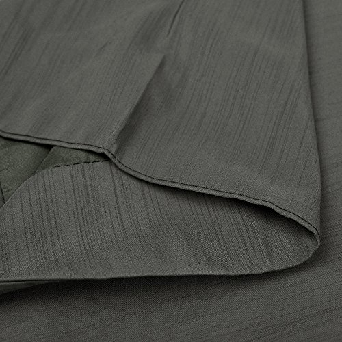 d3af091c924fb3 キョウエツ] 羽織 洗える 袷 無地 紬生地 単品 メンズ (3L, 墨)|SAMURAI ...