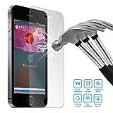 Best iPhone 5Sスクリーンプロテクター - Apple Iphone SE / Iphone 5 5S 強化ガラス液晶保護フィルム Review