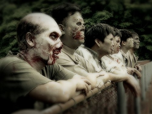 ROAD TO WALKING DEAD 第1回芸人ゾンビオーディション