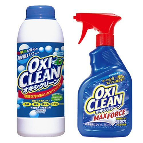 OXI CLEAN オキシクリーン 500g+オキシクリーン...