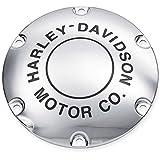 ハーレー純正 ダービーカバー Motor Co 04年以降 XL 25130-04A