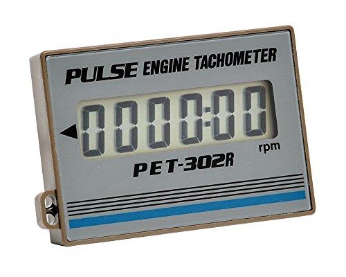 キタコ(KITACO) エンジンタコメーター(PET-302R) 752-0600013