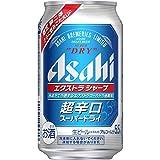 アサヒスーパードライ エクストラシャープ冬 缶 [ ビール 350ml×24本 ]