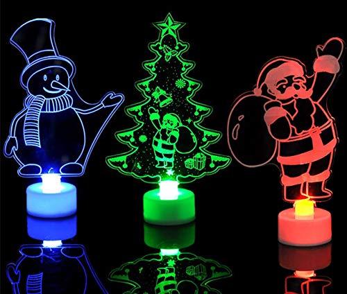 クリスマス 飾り LEDランタン クリスマスツリー サンタク...