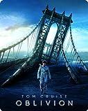 【Amazon.co.jp限定】オブリビオン スチール・ブック仕様ブルーレイ+サントラ・ショートエディションCD(eCOPY付き) [Blu-ray]