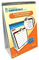NewPath Learning Thinking Graphically About Reading Comprehension Strategies Flip Chart Set Grade 1-7 [並行輸入品]