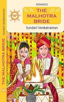 The Malhotra Bride by [Venkatraman, Sundari]