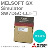 三菱電機 SW7D5C-LLT-E シーケンサシミュレーションソフトウェア MELSOFT GX Simulator (英語版) 標準ライセンス品 (1ライセンス) NN