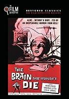 Brain That Wouldn't Die / [DVD]
