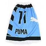 PUMA キッズ [プーマ] PUMA ラップタオル 869256 80cm キッズ バスタオル 海水浴 子供 ジュニア 巻きタオル 水泳 スイミング スイムタオル ビーチタオル スポーツ アウトドア