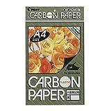 パイロット カーボン紙 片面筆記用 PCPPA4100B 10枚入 黒